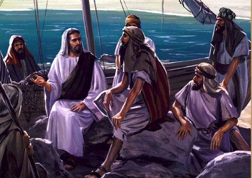 سلسلة حياة المسيح في صور 1172160592