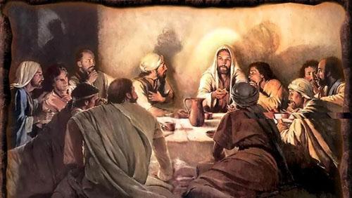 سلسلة حياة المسيح في صور 1203065827