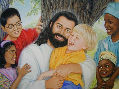 سلسلة حياة المسيح في صور 1266876587