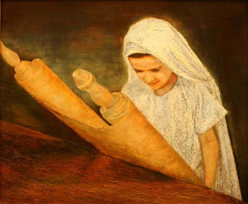 سلسلة حياة المسيح في صور 1306852195