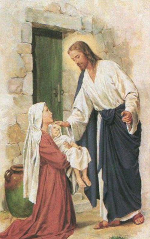 سلسلة حياة المسيح في صور 15134585