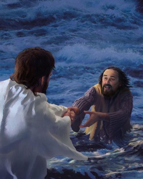 سلسلة حياة المسيح في صور 3836287