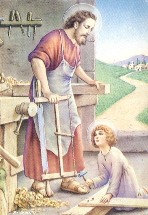 سلسلة حياة المسيح في صور 404391867