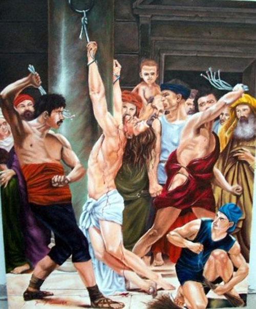 سلسلة حياة المسيح في صور 500992522