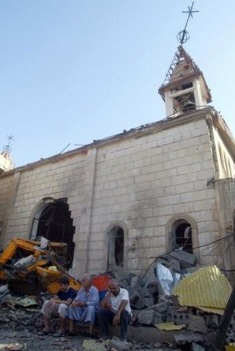 عاجل: تفجير كنيسة العائلة المقدسة في كركوك فجر اليوم  907356186