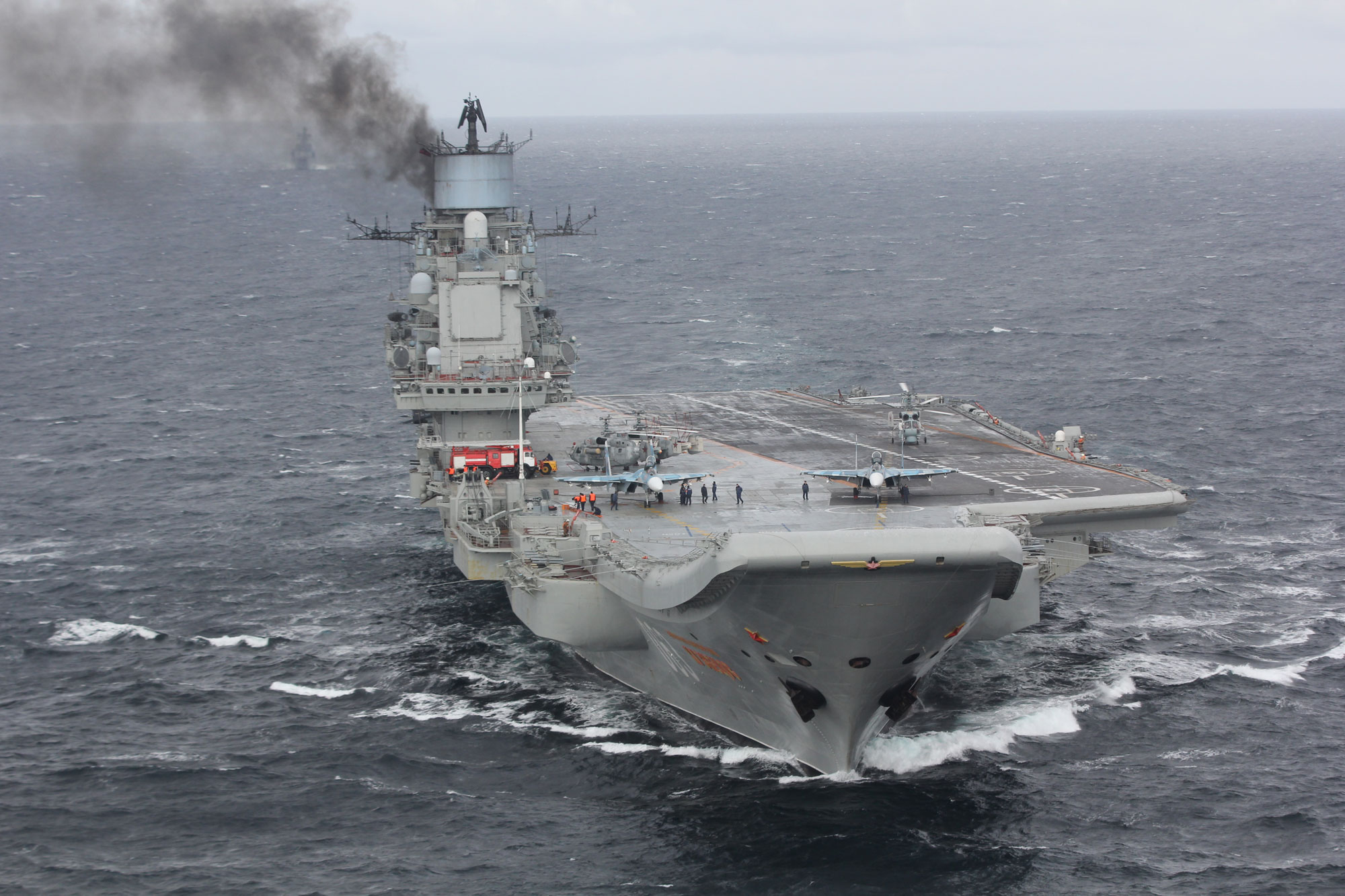 Aircraft Carrier Admiral Kuznetsov: News #1 - Page 30 23-4426801-16-1218f