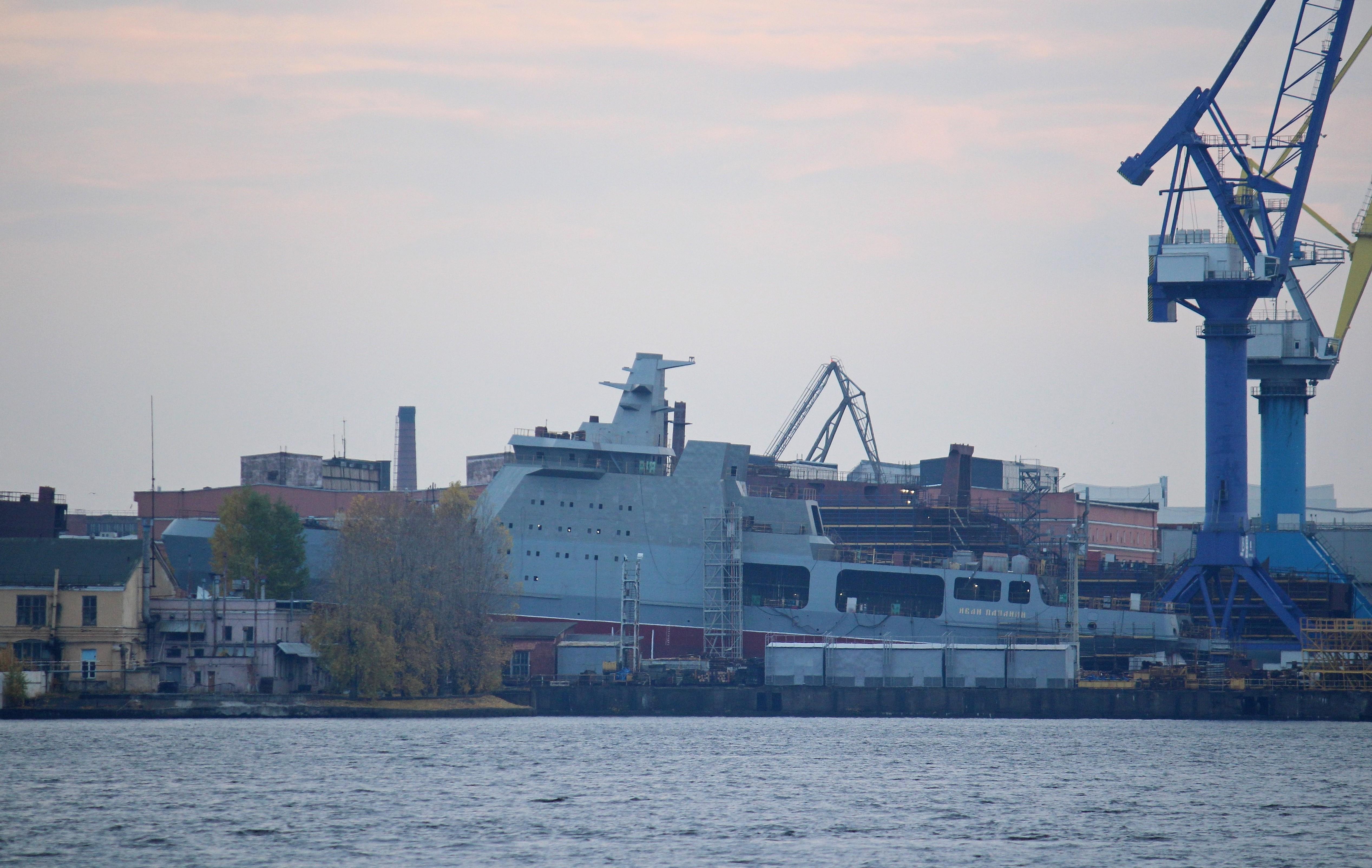 Project 23550 Arctic patrol ship 19-7970017-23550-ivan-papanin-av-19.10.2019