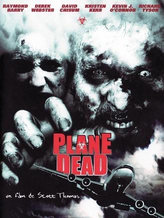 فيلم الرعب والأكشن Plane Dead