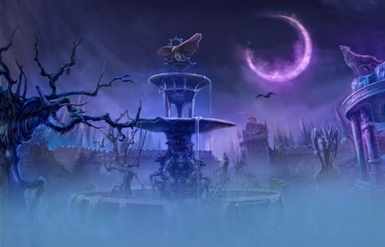 The Limboww! O misterioso mundo dos espíritos! Dark_2