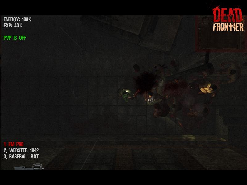Dead Frontier  Screenshot3