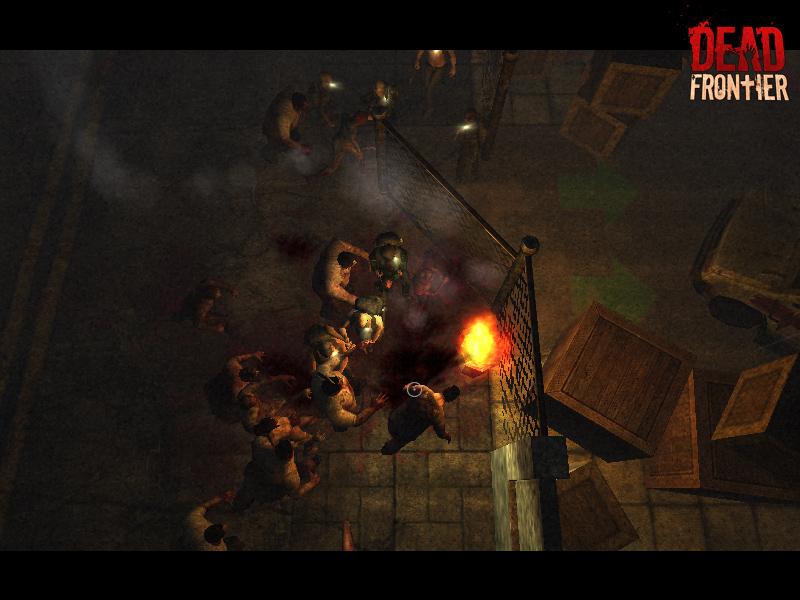 Dead Frontier  Screenshot4