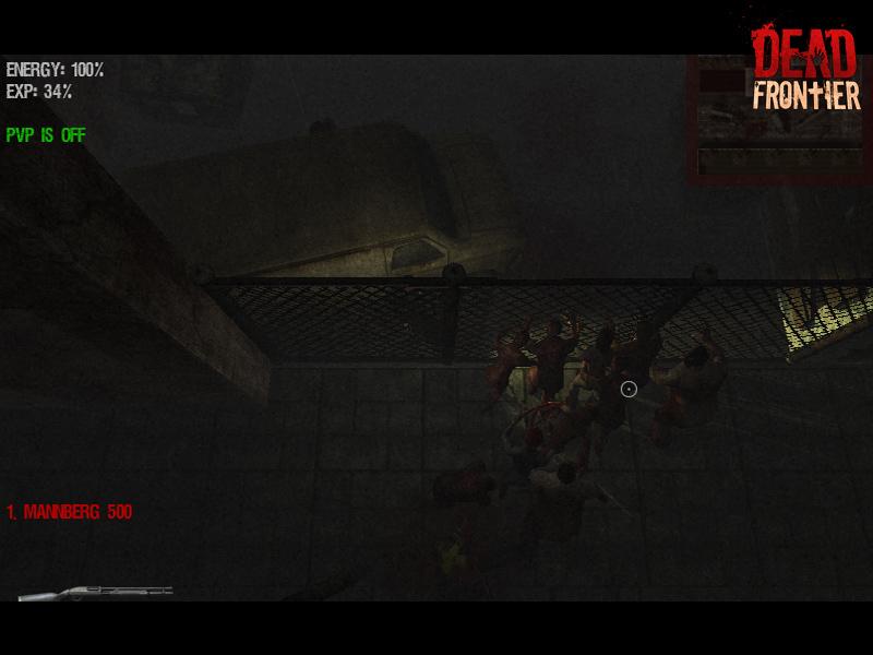 Dead Frontier  Screenshot5