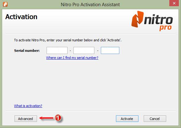 Nitro Pro - phần mềm biên tập file PDF DDBL-89851-38626985