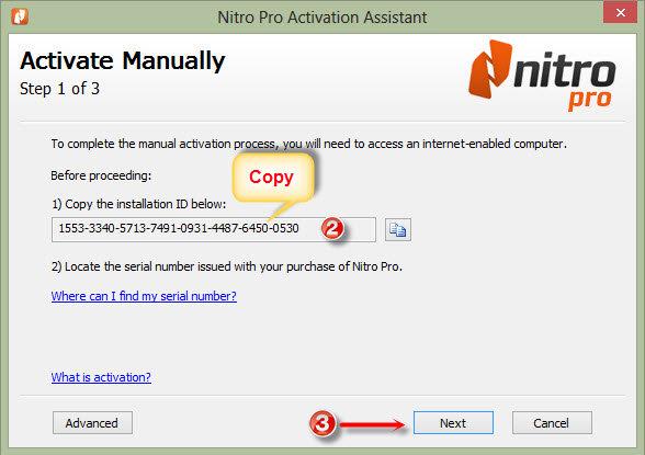 Nitro Pro - phần mềm biên tập file PDF DDBL-89851-50740474