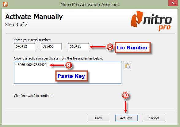 Nitro Pro - phần mềm biên tập file PDF DDBL-89851-86526320