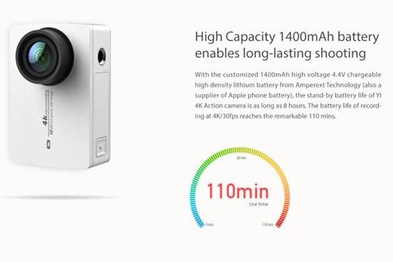 Xiaomi Yi 4K Camera 2 PLZbkZs