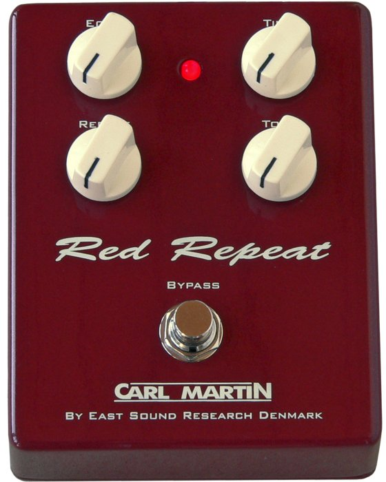 Are the Vintage Series pedals going to be released in a the enclosure? Carlmartin-classic2_redrepeat_001