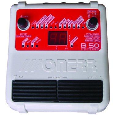 Pedaleira ONERR B50 Onerr_b50_001