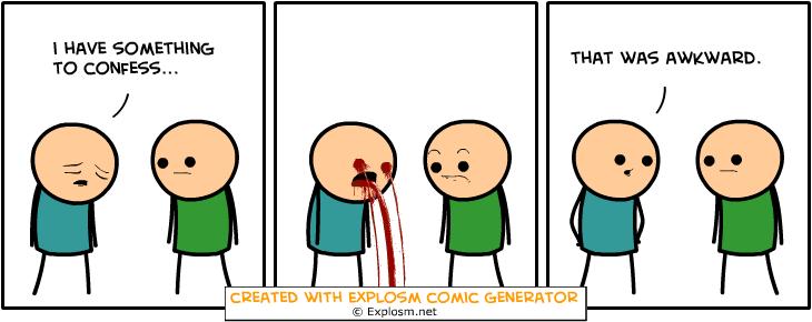 Random Comic Generator DryClassTitle