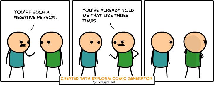 Random Comic Generator ImpossibleClamWatch