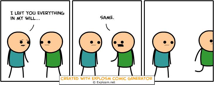 Random Comic Generator SpiritualCookApparatus