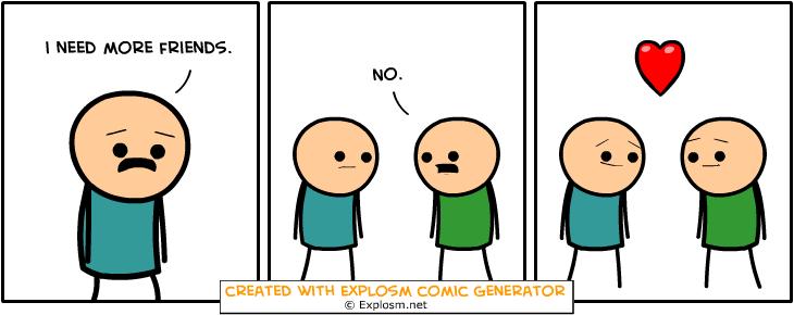 Random Comic Generator ThoughtlessHumorIsland