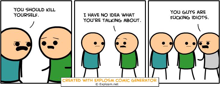 Random Comic Generator WickedStoreLook