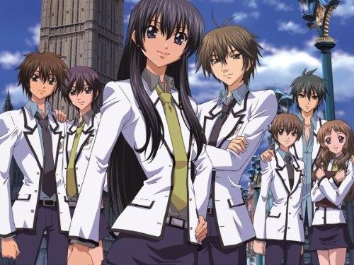 Les uniformes scolaires au Japon et dans la culture otaku Abc