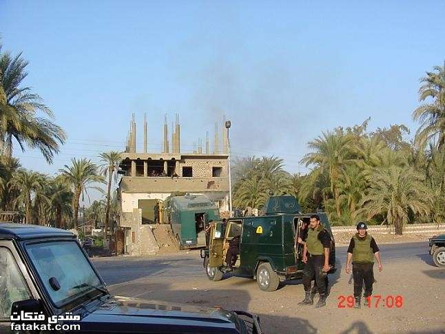 الشرطة المصرية بين الماضى والحاضر  1268082635