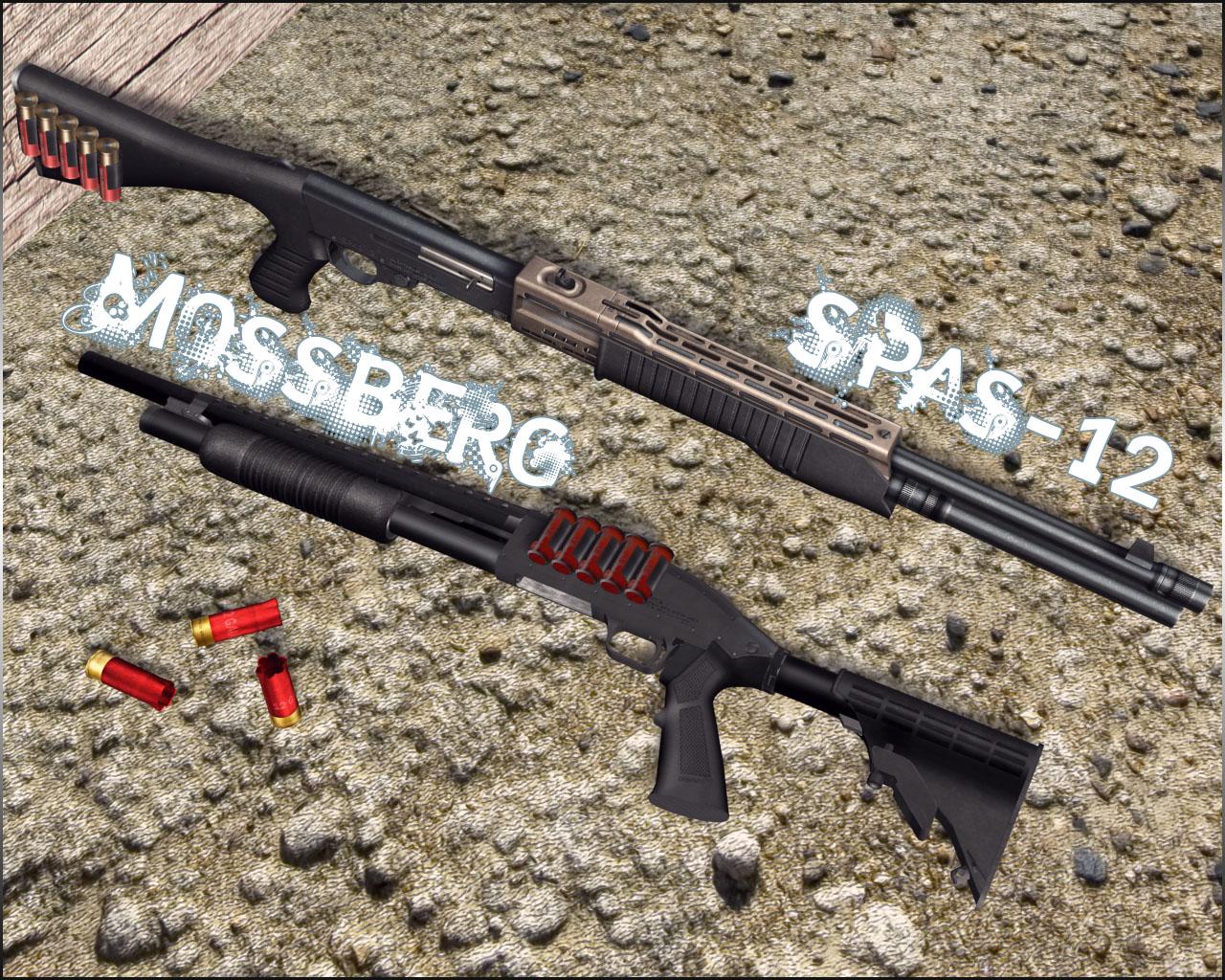 SHOTPACK (SPAS12-Mossberg) 36804
