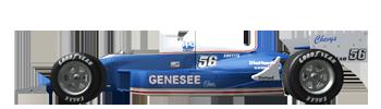 1988 CART PPG Indy Car World Series - Entry List 56