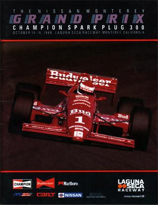 Round 13 - Monterey Grand Prix [Nov 19th] Round13