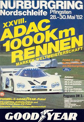 Round 3 - XXVIII. ADAC 1000Km Rennen Nürburgring [Apr 30th] Round3