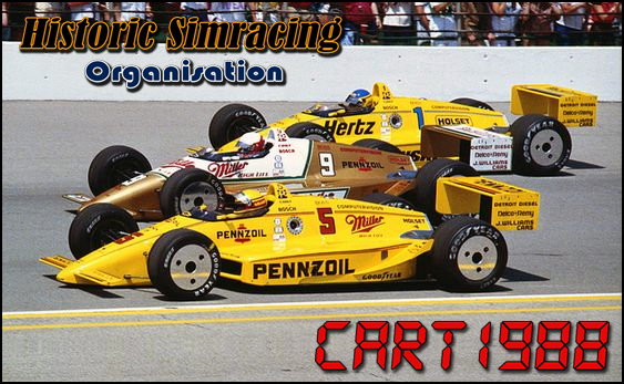 1988 CART PPG Indy Car World Series - Rules CART88