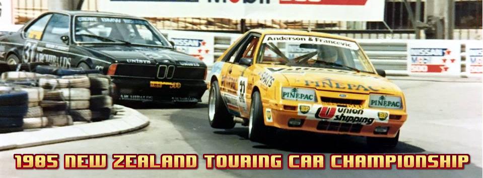 Round 6 - Wellington 500 Km 1985%20NZTCC