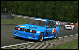 1988 DTM - Brno [August 5th] BMW