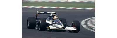 F1 1991 Belgian GP - Available cars   Chassis disponibles Brabham
