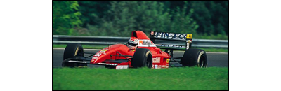 F1 1991 Belgian GP - Available cars   Chassis disponibles Dallara