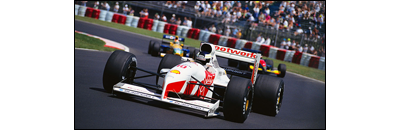 F1 1991 Belgian GP - Available cars   Chassis disponibles Footwork
