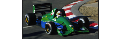 F1 1991 Belgian GP - Available cars   Chassis disponibles Jordan
