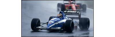 F1 1991 Belgian GP - Available cars   Chassis disponibles Ligier