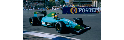 F1 1991 Belgian GP - Available cars   Chassis disponibles March