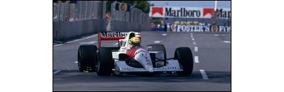 F1 1991 Belgian GP - Available cars   Chassis disponibles Mclaren