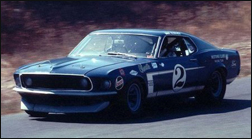 1970 TRANS-AM - Mont Tremblant [April 29th] Mustang