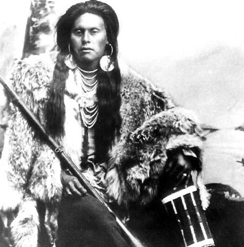 Filmovi o indijancima ShoshoneWarrior