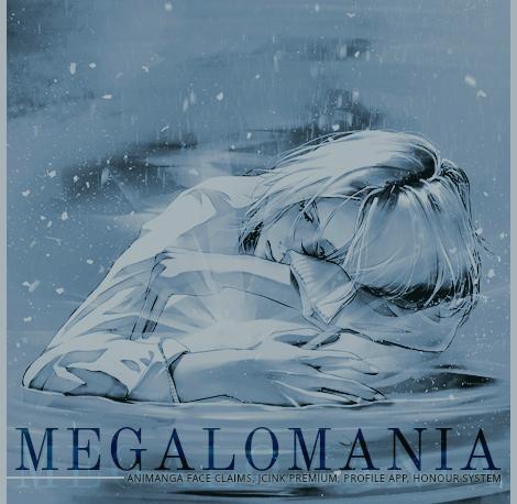 Megalomania; animanga dark fantasy CUT