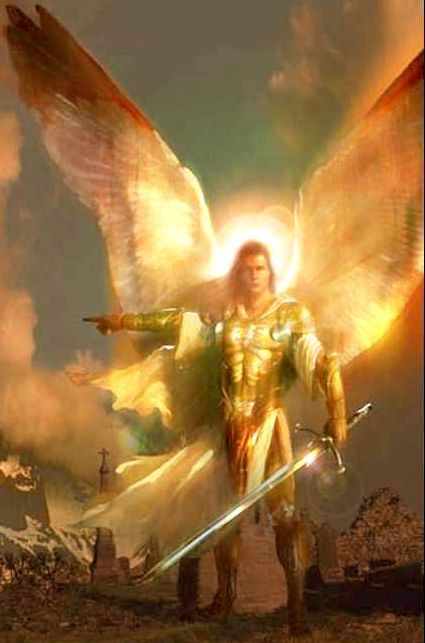 Angel Pictures... Points of Love & Light Archange20st20michel24lc