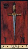 carte 38 => ARME Oracle-de-la-triade-carte-38-arme