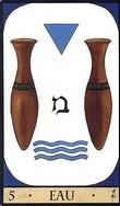 reprise affective avec A Oracle-de-la-triade-carte-5-eau
