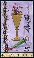 carte 46 => SACRIFICE Oracle-de-la-triade-carte-46-sacrifice